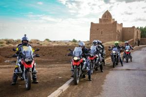 Kasbah Dar Daif, Bed and breakfasts  Ouarzazate - big - 122
