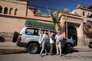 Kasbah Dar Daif, Bed and breakfasts  Ouarzazate - big - 111