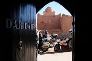 Kasbah Dar Daif, Bed and breakfasts  Ouarzazate - big - 61