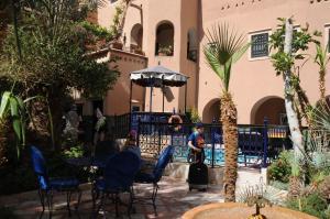 Kasbah Dar Daif, Bed and breakfasts  Ouarzazate - big - 64