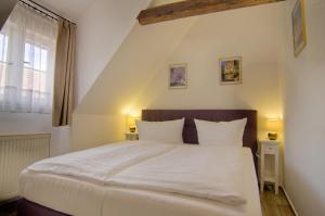 Urlaub im Fachwerk - Das Sattlerhaus, Apartments  Quedlinburg - big - 25