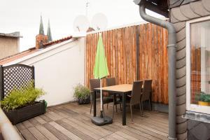 Urlaub im Fachwerk - Das Sattlerhaus, Apartments  Quedlinburg - big - 26