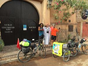 Kasbah Dar Daif, Bed and breakfasts  Ouarzazate - big - 65
