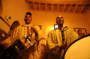 Kasbah Dar Daif, Bed and breakfasts  Ouarzazate - big - 76