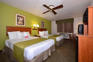 Ramada by Wyndham Oklahoma City Airport North, Szállodák  Oklahoma City - big - 11