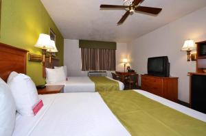 Ramada by Wyndham Oklahoma City Airport North, Szállodák  Oklahoma City - big - 17