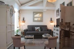 La Suite Bottero, Apartmanok  Nizza - big - 5