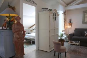 La Suite Bottero, Apartmanok  Nizza - big - 8