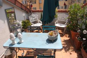 La Suite Bottero, Apartmanok  Nizza - big - 17