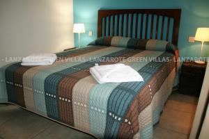 Lanzarote Green Villas, Resorts  Playa Blanca - big - 6