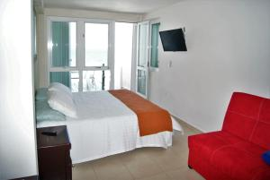 Brisas Penthouses on Perfect Beach, Appartamenti  Cancún - big - 37