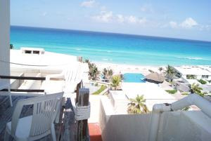 Brisas Penthouses on Perfect Beach, Appartamenti  Cancún - big - 42
