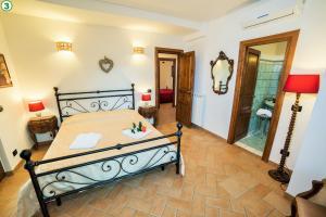 I Gigli del Belvedere, Апартаменты  Монтефьясконе - big - 12