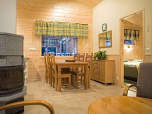 Holiday Home Villa kuukkeli, Holiday homes  Kuusamo - big - 12