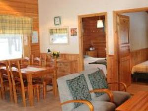 Holiday Home Villa kuukkeli, Holiday homes  Kuusamo - big - 2