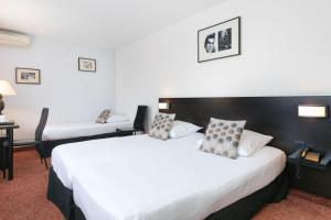 Quality Hotel Menton Méditerranée, Отели  Ментон - big - 20