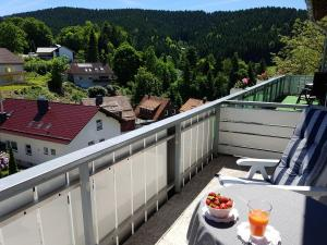 Hotel Pension Jägerstieg, Penziony  Bad Grund - big - 42