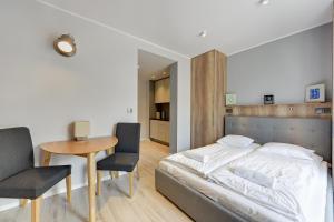 Apartamenty Apartinfo Sadowa, Apartmány  Gdaňsk - big - 63