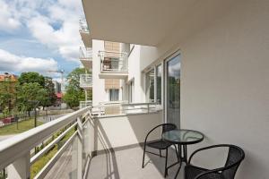 Apartamenty Apartinfo Sadowa, Apartmány  Gdaňsk - big - 60