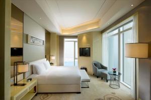 Hilton Dalian, Отели  Далянь - big - 6
