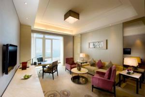 Hilton Dalian, Отели  Далянь - big - 7