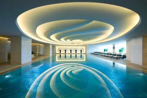 Hilton Dalian, Отели  Далянь - big - 38