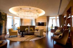 Hilton Dalian, Отели  Далянь - big - 8