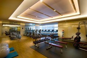 Hilton Dalian, Отели  Далянь - big - 41
