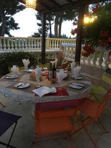 Romantic Villa near Monaco, Ville  Roquebrune-Cap-Martin - big - 27