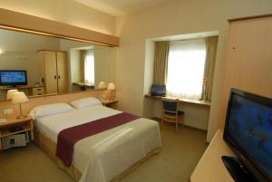 Hotel Aeroparque Inn & Suites, Hotely  Buenos Aires - big - 19