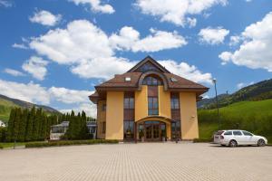 Hotel Gavurky, Hotel  Terchová - big - 35