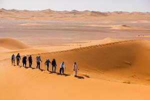 Kasbah Dar Daif, Bed and breakfasts  Ouarzazate - big - 86