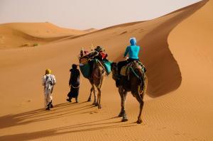 Kasbah Dar Daif, Bed and breakfasts  Ouarzazate - big - 87