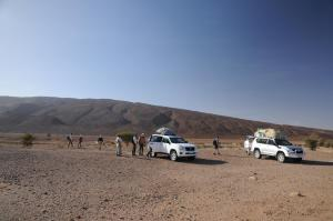 Kasbah Dar Daif, Bed and breakfasts  Ouarzazate - big - 99
