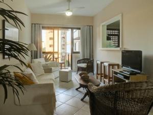 LinkHouse Beachfront Apart Hotel, Apartmanok  Rio de Janeiro - big - 86