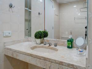 LinkHouse Beachfront Apart Hotel, Apartmanok  Rio de Janeiro - big - 91
