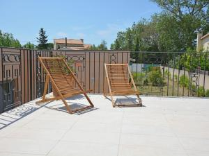 Double suite beach house, Villen  Le Grau-d'Agde - big - 13