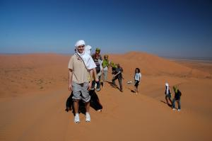 Kasbah Dar Daif, Bed and breakfasts  Ouarzazate - big - 48