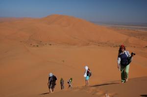 Kasbah Dar Daif, Bed and breakfasts  Ouarzazate - big - 49