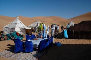 Kasbah Dar Daif, Bed and breakfasts  Ouarzazate - big - 51