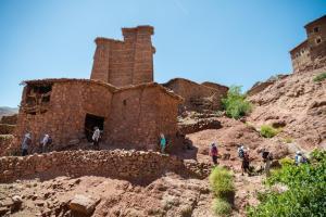 Kasbah Dar Daif, Bed and breakfasts  Ouarzazate - big - 55