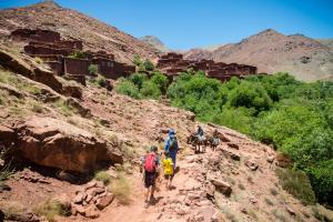 Kasbah Dar Daif, Bed and breakfasts  Ouarzazate - big - 56