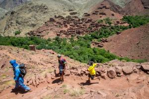 Kasbah Dar Daif, Bed and breakfasts  Ouarzazate - big - 57