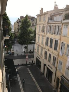 Les Patios du Vieux Port, Апартаменты  Марсель - big - 21