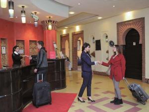 Ibis Ouarzazate, Hotel  Ouarzazate - big - 37