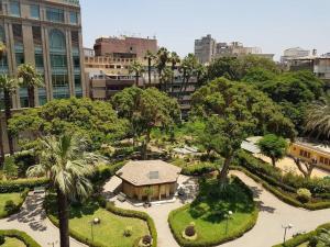 Nile Hunters Suites & Apartments, Szállodák  Kairó - big - 30