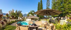 Makai Club Resort, Aparthotels  Princeville - big - 28