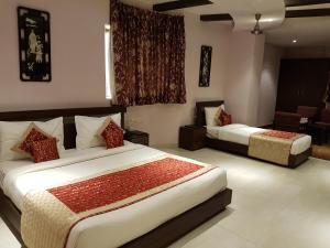 Airport Hotel Le Seasons New Delhi, Отели  Нью-Дели - big - 9