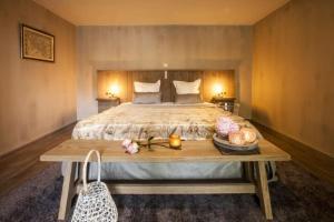 B&B Droomkerke, Отели типа «постель и завтрак»  Ruiselede - big - 18