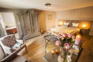 B&B Droomkerke, Отели типа «постель и завтрак»  Ruiselede - big - 27